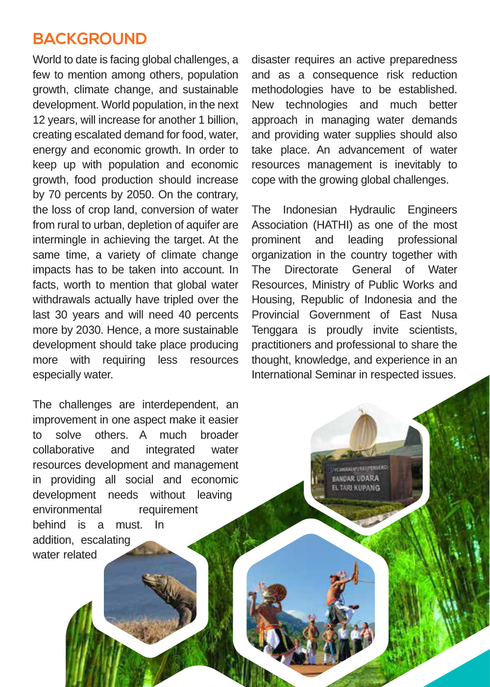 The 6th International Seminar - Coming events - ICFM